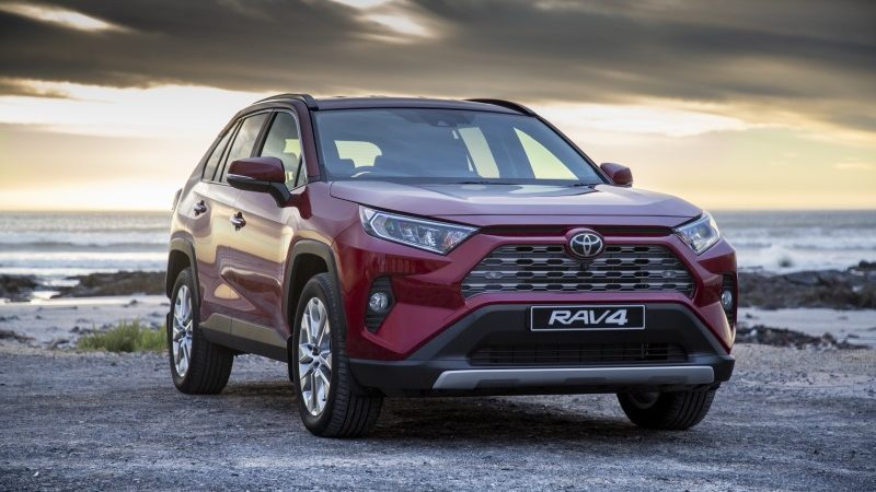 New Rav4 launched in SA