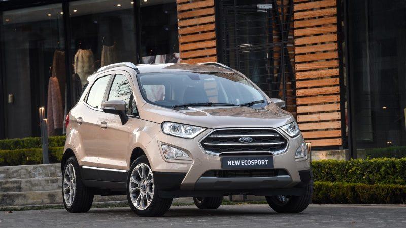 Ford EcoSport 1.0 Titanium 6AT