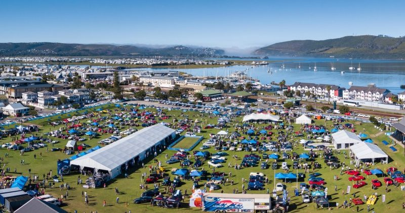 THE 2019 KNYSNA MOTOR SHOW ONCE AGAIN DELIVERS SUPERB QUALITY