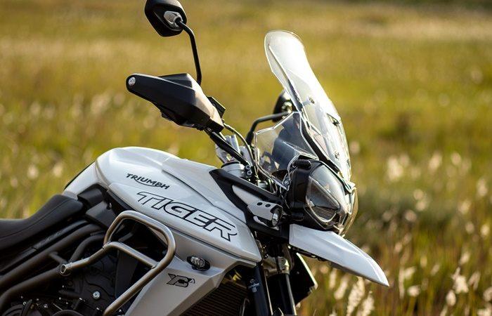 Triumph Tiger 800 XCA