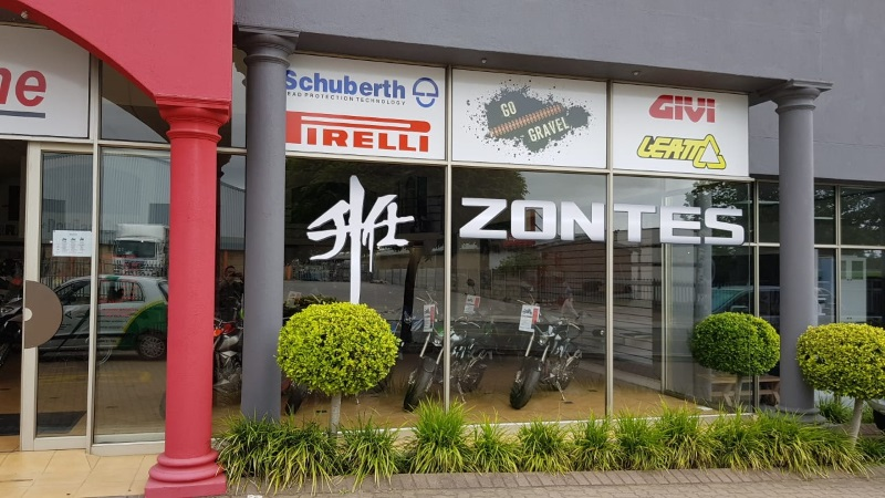 TEX Motorcycles in George now an official Zontes dealer