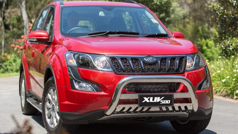XUV500 goes the alternative route