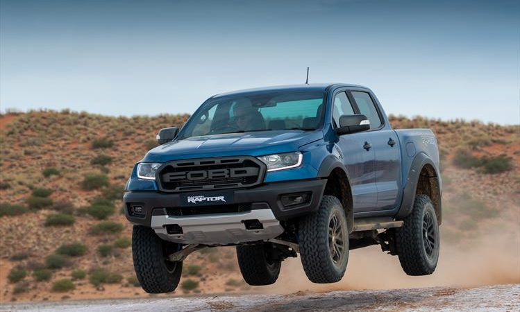 Ford Raptor – Die Baja Bakkie!