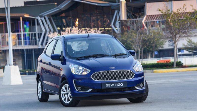 Ford Figo 1.5 Trend AT Hatch