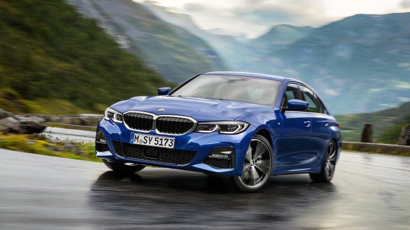 2019 BMW 3-Reeks