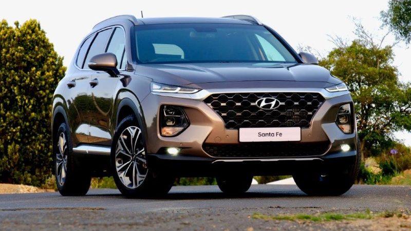 Hyundai Santa Fe 4th Generation