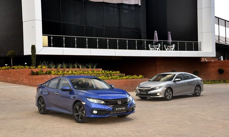 Honda Civic Updated