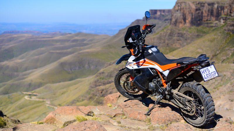 KTM 790 R – Koning van die Berge