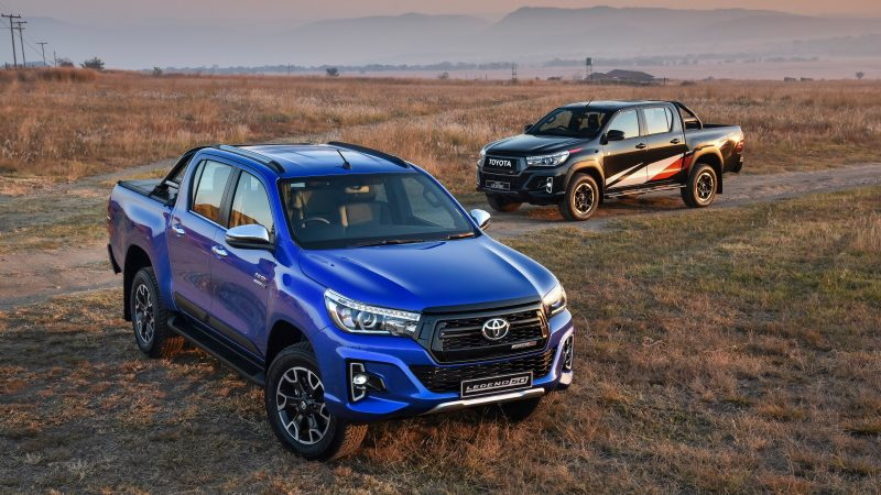 Legendary Hilux turns 50!
