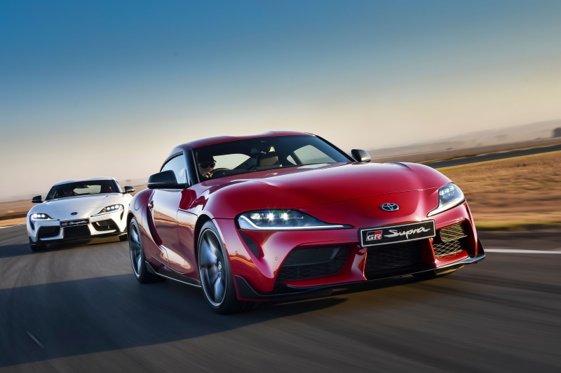Why BMW was the Supra's saving grace