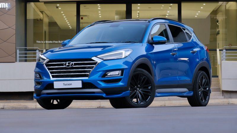 Hyundai Tucson Sport