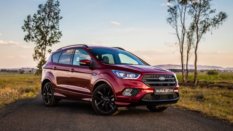 Ford Kuga ST-Line EcoBoost AWD Auto