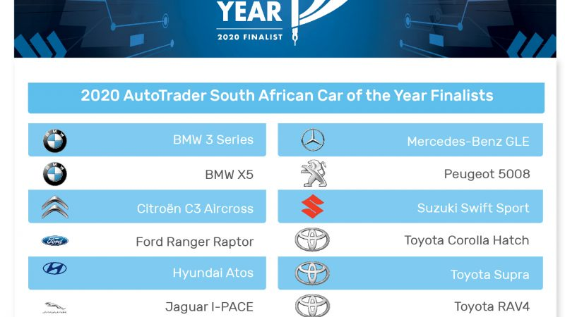 Car of the Year 2020 – Here are the finalists!