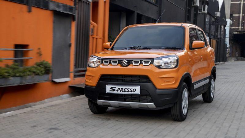 Suzuki se S-Presso is nou goedkoopste motor