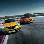 Renault stel sy jongste Mégane RS bekend