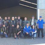 Suid Kaapse Motorfiets Klubs doen hul deel vir welwillendheid