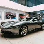 Ferrari Roma makes its' debut in South Africa