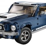 Classic Icon from Ford and LEGO Celebrated on International Lego Day