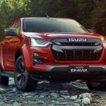 All-New Isuzu D-Max crowned 2021 Pick-Up Of The Year by 4×4 Magazine